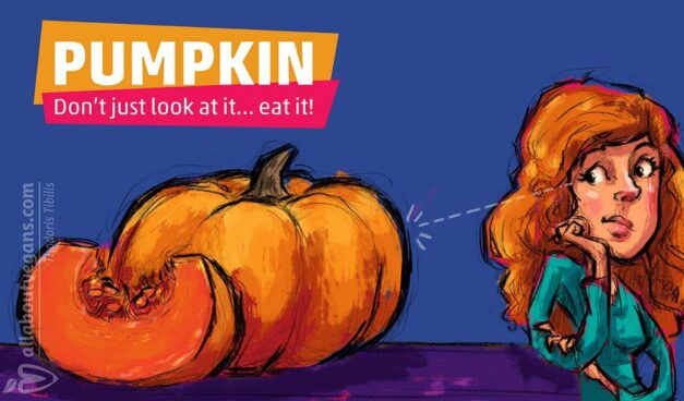 Pumpkin: don't just look at it... eat it!