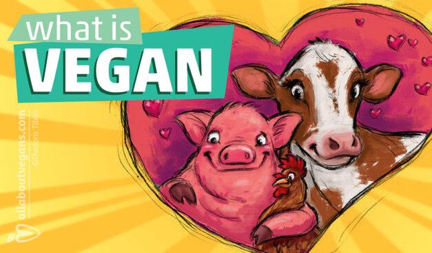 Τι είναι vegan;