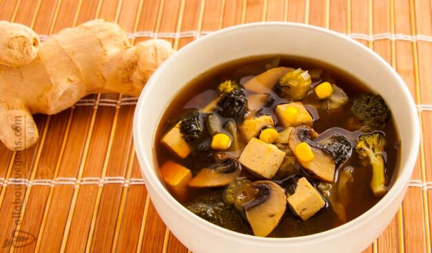 Heartwarming Chinese soup in just 30 minutes!