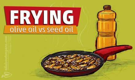 Frying: Olive oil or seed oil?