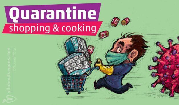 Καραντίνα: Ιδέες για ψώνια και μαγείρεμα