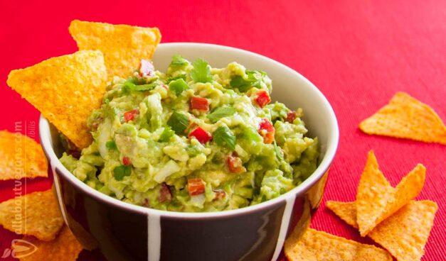 Awesome guacamole in 10 minutes!