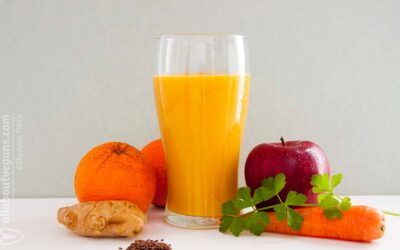 Energy-boosting smoothie to start your day!
