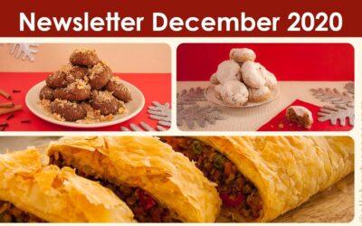 Newsletter - December (Christmas) 2020