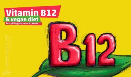 Βιταμίνη Β12 και βίγκαν διατροφή: Όλα όσα πρέπει να γνωρίζετε