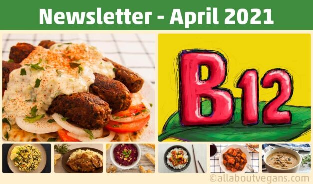 Newsletter - April 2021